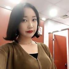 Henkilön Na Yeong käyttäjäprofiili