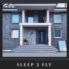 Användarprofil för Sleep2Fly