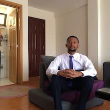 Profil Pengguna Alemayehu