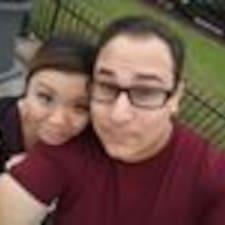 Gebruikersprofiel Patrick Amir And Linda Tat