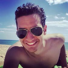 Mounir的用戶個人資料