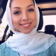 Profilo utente di Hanyeh