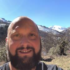 Gian Maria felhasználói profilja