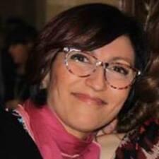Henkilön Maria Vincenza käyttäjäprofiili