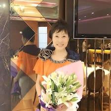 Qiaoyun ist der Gastgeber.