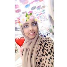 Ashjan felhasználói profilja