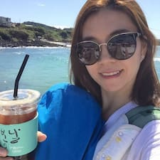 โพรไฟล์ผู้ใช้ Eunmi