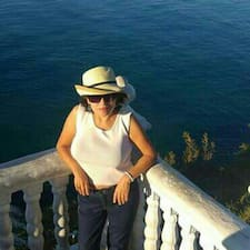 Maria Mercedes User Profile