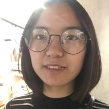 Hongjing - Uživatelský profil