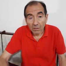 Användarprofil för Luis Alberto