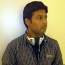 Nutzerprofil von Arjun