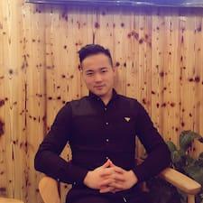 定禹 felhasználói profilja
