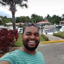 P Christopher felhasználói profilja