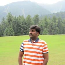 Murugesh Kumar的用戶個人資料