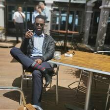 Henkilön Sibabalwe käyttäjäprofiili