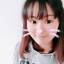 Xiang Ariana felhasználói profilja