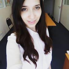 Profil utilisateur de Xenia