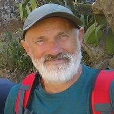 Manfred felhasználói profilja