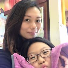 Ai Yean felhasználói profilja