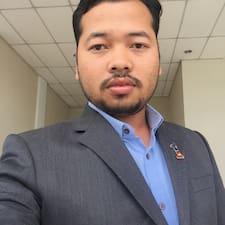 Aqran felhasználói profilja