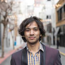Anvar Jamal felhasználói profilja