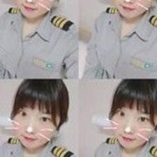 Perfil do utilizador de 혜민
