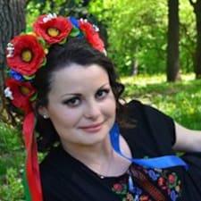 Svetlana的用戶個人資料