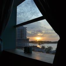 Henkilön Sunset View Homstel käyttäjäprofiili