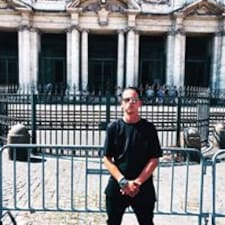 Profil utilisateur de Riccardo Andrea