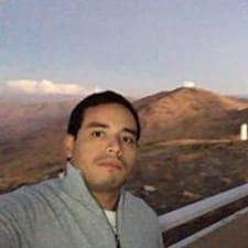 Profil utilisateur de José Gregorio