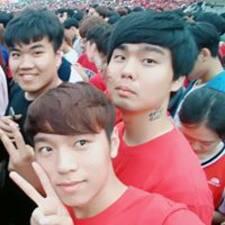 Профиль пользователя JungYoon