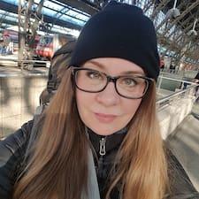Sigrid - Uživatelský profil
