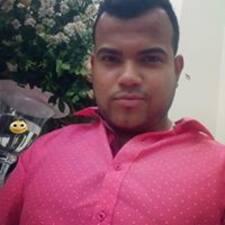 Jabes Kalebe felhasználói profilja