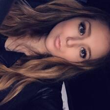 Shauna felhasználói profilja