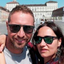 Användarprofil för Lorenzo & Marianna