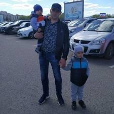 Айдар Brugerprofil
