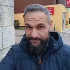 Henkilön Raphaël käyttäjäprofiili