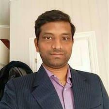 Nutzerprofil von Venkata Chandra S R
