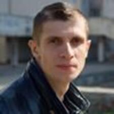 Profil tal-Utent ta' Sergii