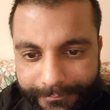 Azhar - Uživatelský profil