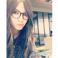 Profilo utente di Victoria Estefania