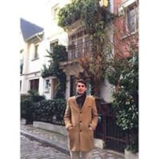 Antoine Profile ng User