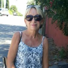 Brigitte felhasználói profilja