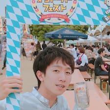 Perfil de usuario de Takahiro