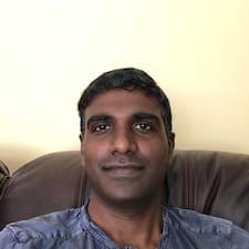 Srinivasan Kullanıcı Profili