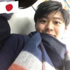 Yoshiyuki的用戶個人資料
