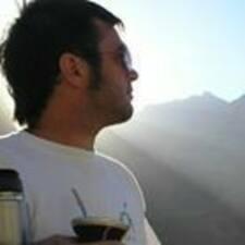 Användarprofil för Alejandro Javier