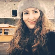 Sarina Brukerprofil