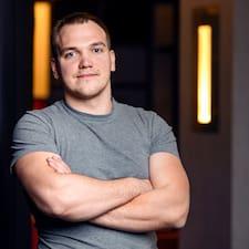 Evgeny Brukerprofil