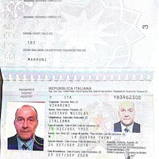 Gustavo Nicolas User Profile